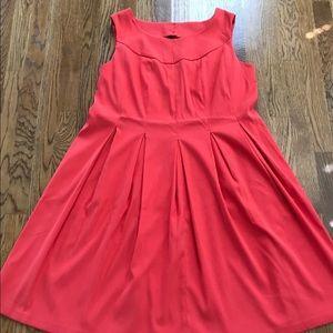 AGB mid length dress